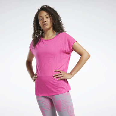 Women Hiking Burnout Tee