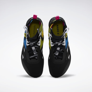 Men Fitness & Training Black Nano X Unknown Shoes