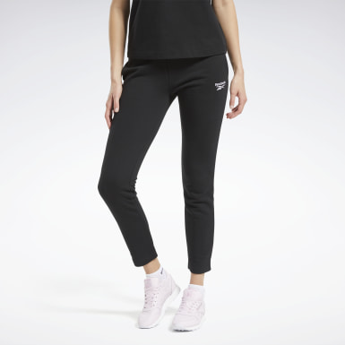 Women Classics Black Classics French Terry Joggers