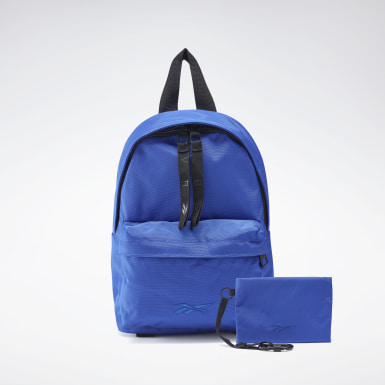 Mini Mochila VB Azul Mulher Classics