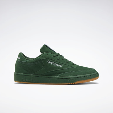 Men Classics Green Club C 85 Shoes