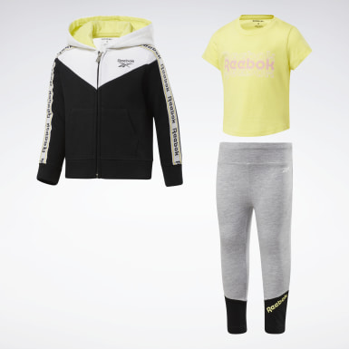 Girls Training 3-Piece Reebok Strong Set