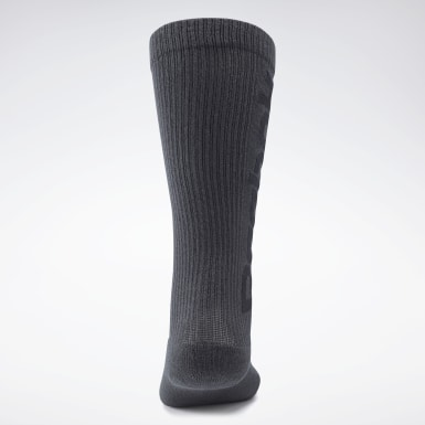 Women Classics Grey VB Basketball Socks
