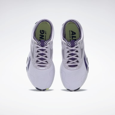 Women Fitness & Training Purple Reebok HIIT Shoes