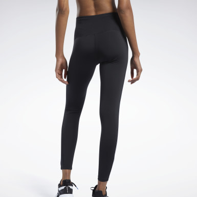 Dam Studio Svart Studio Lux Perform Tights