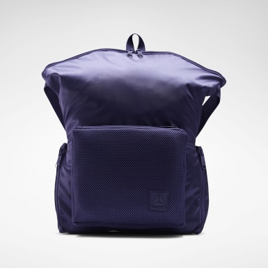 Women Training Purple Training Backpack