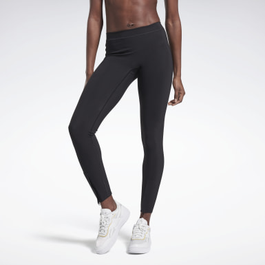Women Fitness & Training Black VB Day Tights