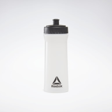 Fitness & Training Water Bottle – 500 ml Weiß