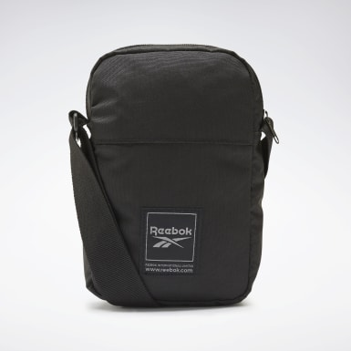 Fitness & Training Black Workout Ready City Bag