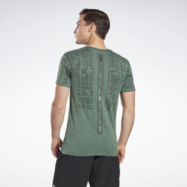 Men Studio LES MILLS® Myoknit Seamless T-Shirt