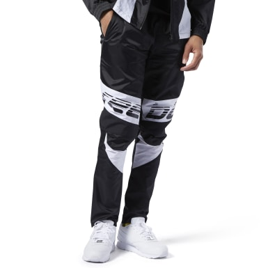 Men Classics Black Classics Advance Track Pants