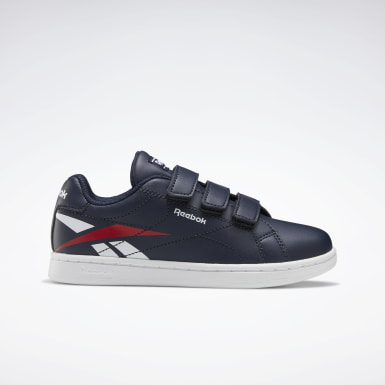 Boys Classics Blue Reebok Royal Complete CLN 2 Shoes