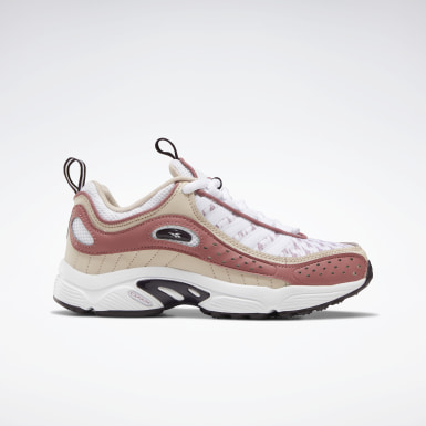 Women Classics Pink Daytona DMX II Shoes