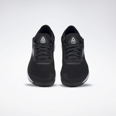 Men Cross Training Black Nano 9.0 Shoes