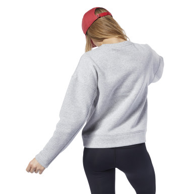 Sudadera de cuello redondo Workout Ready
