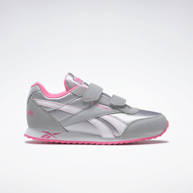 Kids Classics Grey Reebok Royal Classic Joggers 2 Shoes