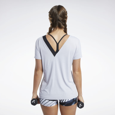 Camiseta Reebok CrossFit® ACTIVCHILL Mujer Cross Training