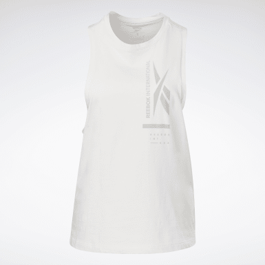 Dames Wandelsport Graphic Tanktop