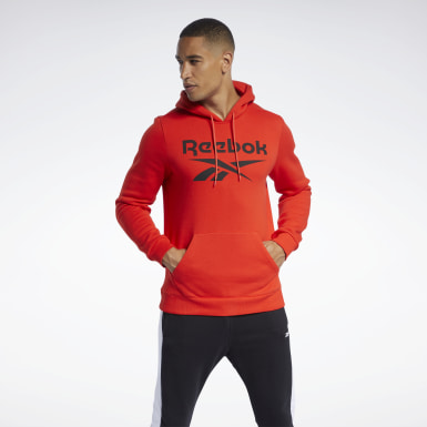 Men Training Training Essentials Big Logo Hoodie