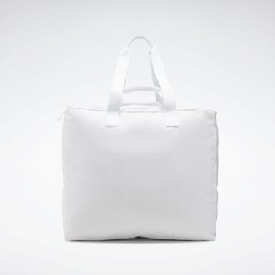 Classics White Classics We Sell Gold Tote Bag