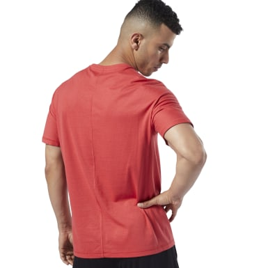 Polo One Series Training Speedwick Rojo Hombre Fitness & Training