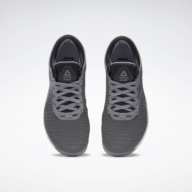Men Cross Training Grey Nano 9.0 Shoes
