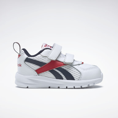 Kids City Outdoor White Reebok XT Sprinter Shoes