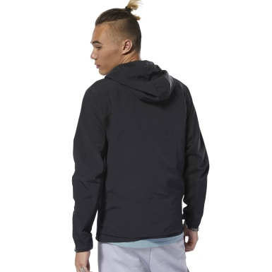 Jaqueta com Capuz Training Supply Full-Zip