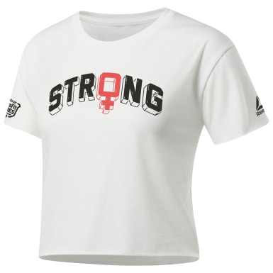 CrossFit® Games Strong Cropped Tee