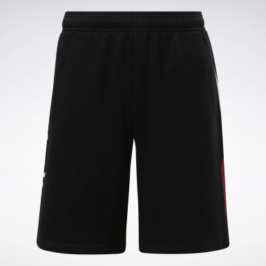 Børn Fitness & Training Black Fleece Shorts
