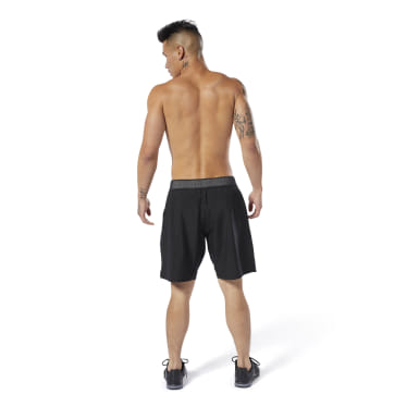Shorts OST Epic Ltwt Short  AOP Gris Hombre Fitness & Training