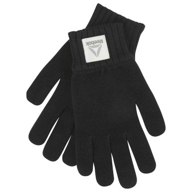 Training Black Active Foundation Knitted Glove