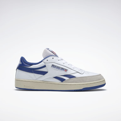 Men Classics White Revenge Plus Vintage Shoes