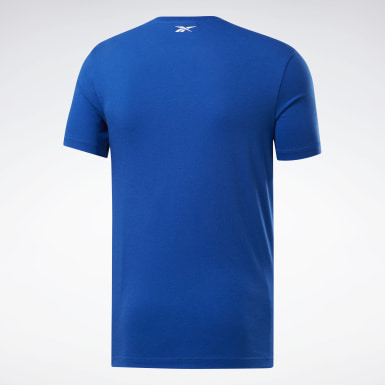 Men Fitness & Training Training Essentials Linear Logo Tee