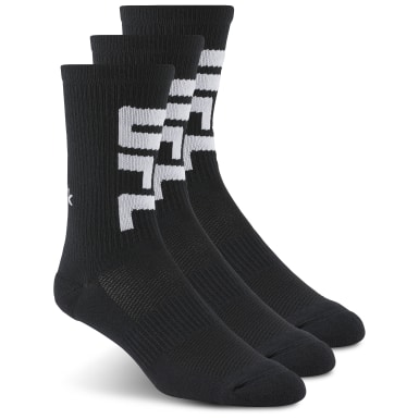 MMA Black UFC Ultimate Fan Ankle Sock