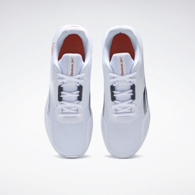 Men Running White Reebok Energylux 2 Shoes