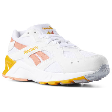 Classics White Aztrek Shoes