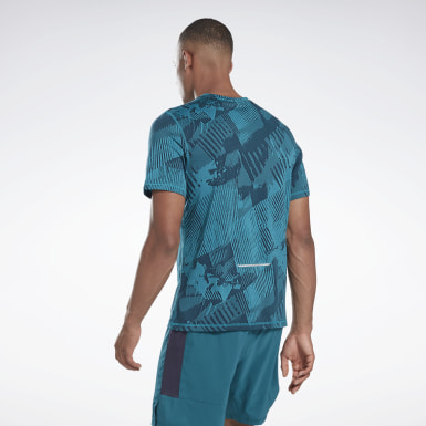 Playera One Series Running Jacquard