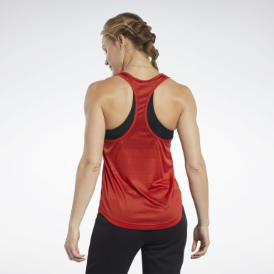 Women Montanhismo Mesh Back Tank Top