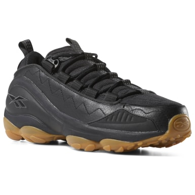 Men Classics Black DMX Run 10 Gum