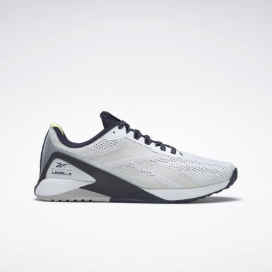 Men Training White Nano X1 Shoes