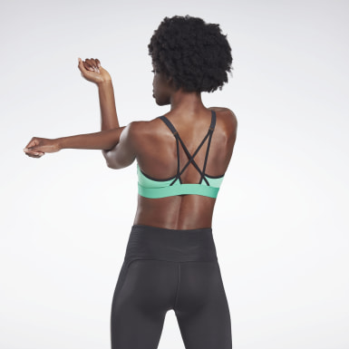 Bra Reebok Hero Medium-Impact Strappy Donna Studio
