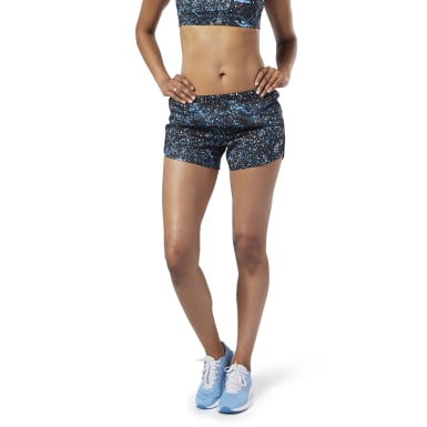 "Shorts Running Essentials - 4"" Turquesa Mujer Running"