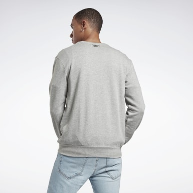 Men Classics Grey Classics Sweatshirt