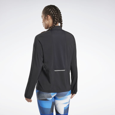 Kvinder Running Black Running Essentials Wind Jacket