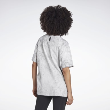 Women Studio Grey LES MILLS® Tee