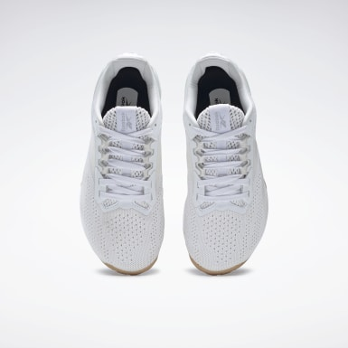 Women Training White Nano X1 Shoes