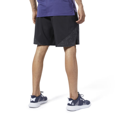 Shorts Epic Lightweight One Series Training Gris Hombre Fitness & Training