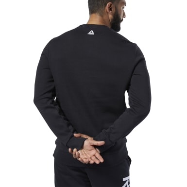 Sweat avec logo linéaire Training Essentials