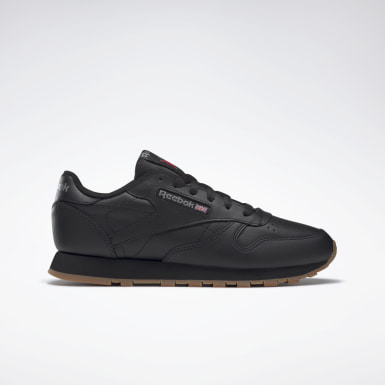 Women Classics Black Classic Leather